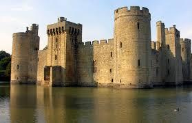 Bodiam Medieval Castle